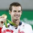 Rio 2016: Tennis, Andy Murray vince oro2