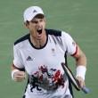 Rio 2016: Tennis, Andy Murray vince oro14