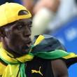 YOUTUBE Rio 2016, Usain Bolt re dei 100 metri per la terza volta consecutiva 3