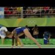 """Rio 2016, ginnasta inglese cade: """"Mio collo ha scricchiolato""""3"""