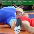 Rio 2016, lottatore russo perde i sensi si riprende e vince oro2
