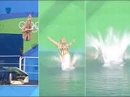Guarda la versione ingrandita di YOUTUBE Rio 2016, schienata clamorosa della russa Bazhina