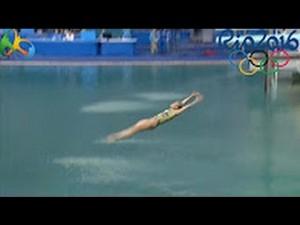 Rio 2016, schienata clamorosa della russa Bazhina4