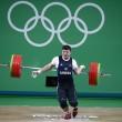 Rio 2016, sollevamento pesi: atleta armeno si spezza gomito4
