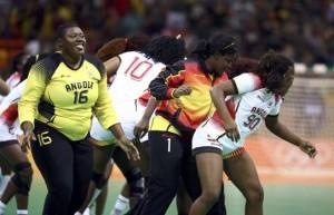 """Guarda la versione ingrandita di Rio 2016. Teresa Almeida, atleta da 98 kg FOTO: """"Io portabandiera grassi"""""""