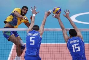 Rio2016. Volley