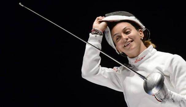 Rossella Fiamingo (foto Ansa)