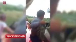 Russia, aereo finisce fuori pista durante atterraggio