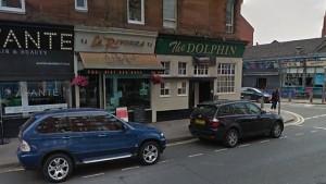 Guarda la versione ingrandita di Glasgow, esplosione in un ristorante italiano. Ci sono feriti
