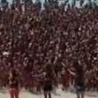 """Salento, in mille cantano sulla spiaggia """"Andiamo a comandare4"""