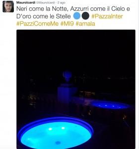 Mauro Icardi tra Inter e Napoli: il tweet che scioglie i dubbi FOTO