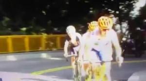 VIDEO YOUTUBE Rio 2016, Vincenzo Nibali cade a 11 km da arrivo, era in fuga