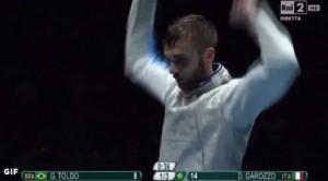 Rio 2016, Daniele Garozzo - fioretto: streaming-diretta tv, dove vedere Olimpiadi