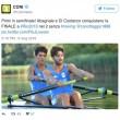 Rio 2016, Giovanni Abagnale e Marco Di Costanzo in finale nel 'due senza'
