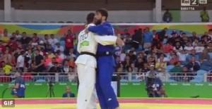 Guarda la versione ingrandita di Rio 2016, judo. Matteo Marconcini perde ai quarti, ora va a ripescaggi