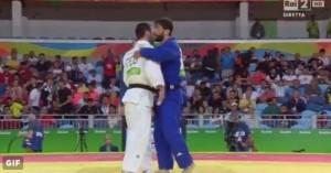 Rio 2016, judo. Matteo Marconcini a finale per bronzo categoria 81 kg