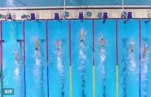 Rio 2016, nuoto: 4x200 stile uomini eliminata, ok Pizzini e Polieri