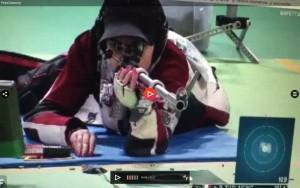 Rio 2016, Petra Zublasing e il colpo perfetto da 10.9 VIDEO