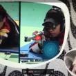 Rio 2016, Petra Zublasing: Niccolò Campriani soffre in tribuna VIDEO
