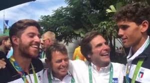 """Rio 2016, Abagnale-Di Costanzo: """"Noi due scugnizzi di bronzo"""""""
