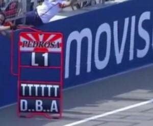 MotoGp, addio cartelli ai box: Dorna pensa a 'virtual board'