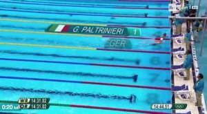 Guarda la versione ingrandita di  Rio 2016, dominio Paltrinieri
