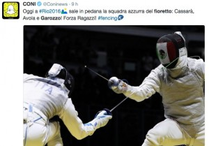 Rio 2016, crollo fioretto: Italia perde finale bronzo