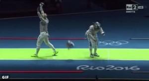 Rio 2016, sciabola azzurre ko: ora finale per bronzo