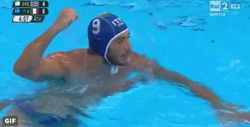 Pallanuoto, Sandro Campagna: