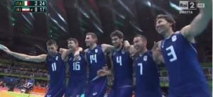 Rio 2016, pallavolo. Italia in semifinale per la sesta Olimpiade di seguito