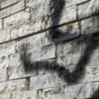 Saronno, 'Hitler capitano': scritte naziste su muri stadio