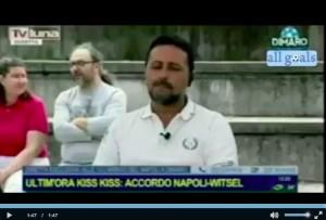 """YOUTUBE Carlo Alvino a tifoso Juventus: """"Morte lenta..."""". Sky lo sospende"""