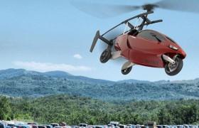 Auto volante: il prototipo si chiama Pal-V One <br /> Sarà messa in vendita dal 2017 a 700mila euro
