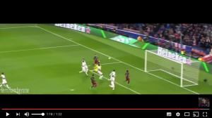 YOUTUBE Messi gol dell'anno contro la Roma VIDEO