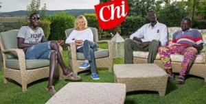 Guarda la versione ingrandita di Immigrati a Capalbio, le reazioni di Chicco Testa, Linda Lanzillotta e Stefania Craxi (Foto di Tommaso Gasperini per Chi)