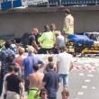 YOUTUBE Ponte pedonale crolla su autostrada in Gran Bretagna 4