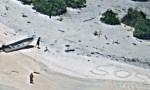 SOS sulla sabbia: così naufraghi salvi su un'isola della Micronesia FOTO