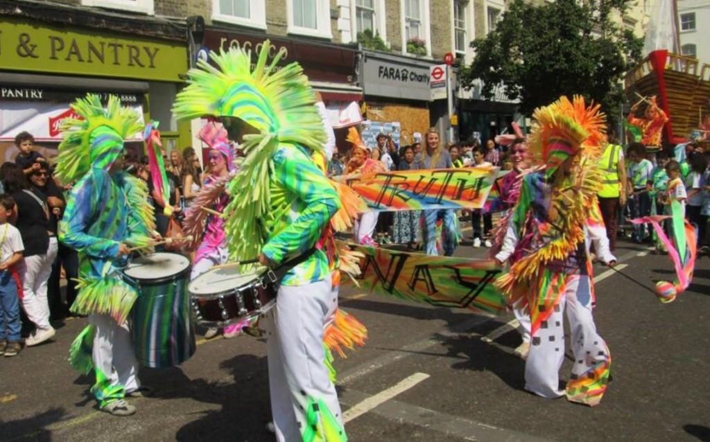 YOUTUBE Carnevale di Notting Hill: 450 arresti, un ragazzino accoltellato FOTO 8