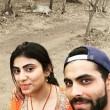 Selfie con i leoni, multato giocatore di cricket indiano