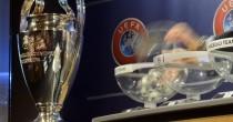 Sorteggi Champions League streaming e diretta tv, dove vederli
