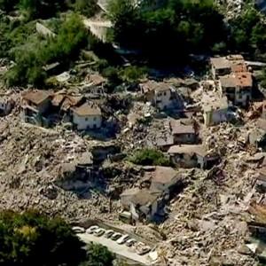 """Terremoto Pescara del Tronto, Lorenzo Filotei: """"Ho sentito la terra venire verso di noi"""""""