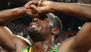 Usain Bolt (foto Ansa)