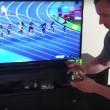 Usain Bolt contro cubo di Rubik: chi vince