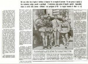 Benito Mussolini, la sua morte e l'agente segreto Usa...
