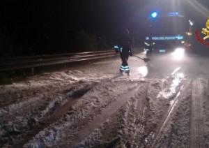 Varese, maltempo grandine sembra neve4