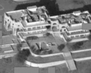 Ex residenza Saddam Hussein usata da Isis5