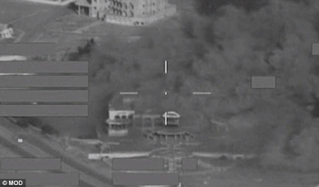 Ex residenza Saddam Hussein usata da Isis2