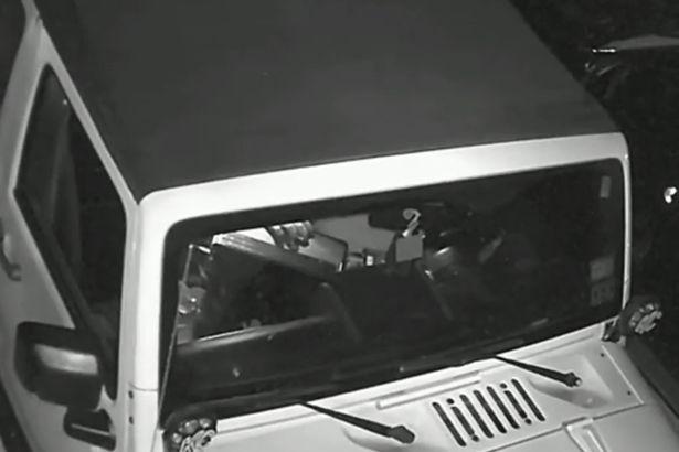 Jeep e Dodge rubate in 6 minuti... grazie al laptop1