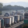 Autostrada A4: incidente con feriti e traffico in tilt