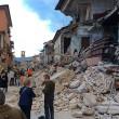 Terremoto Centro Italia, Amatrice prima e dopo il sisma 01